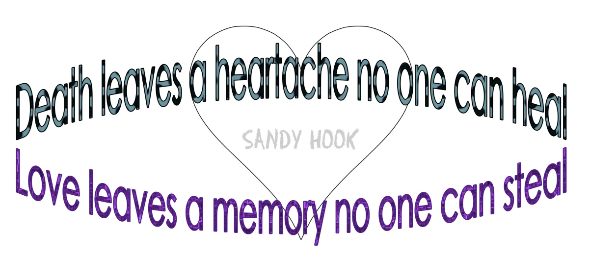 For Sandy Hook