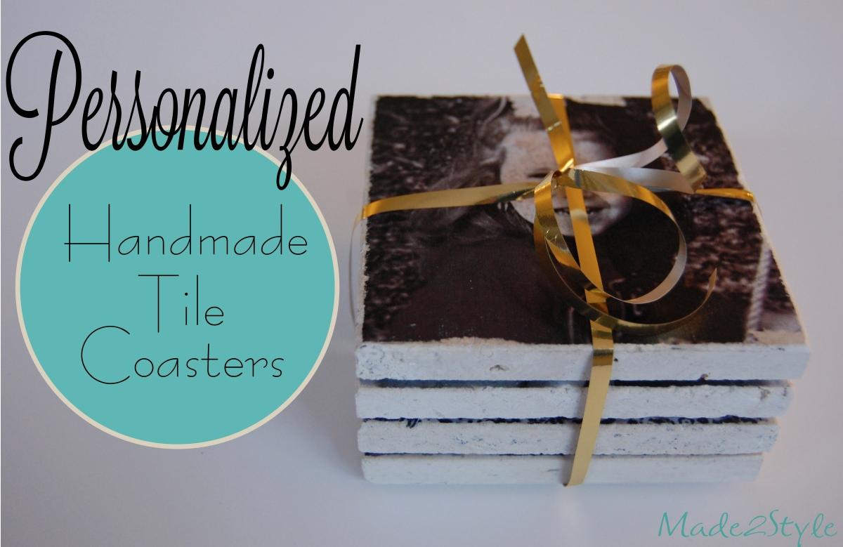 Handmade Coasters Made2style