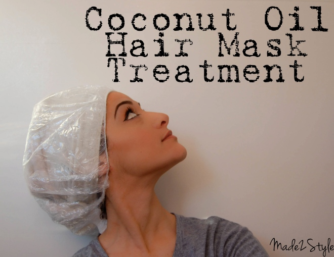 Coconut Oil Mask 7