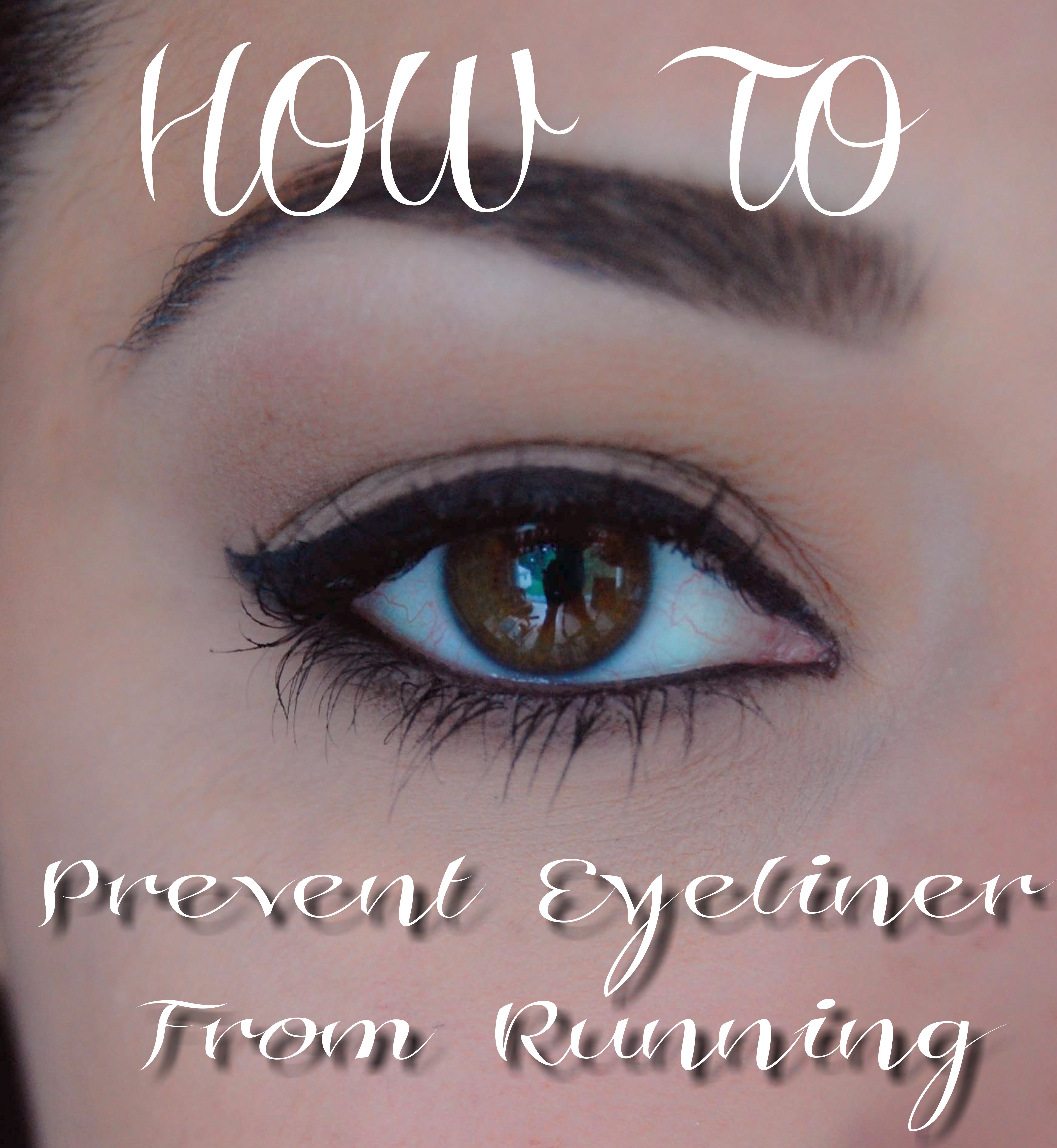 how to stop makeup from running