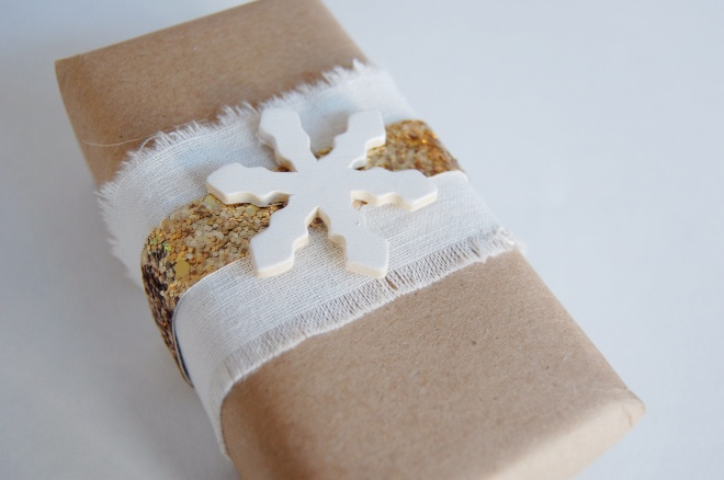 Brown Paper Wrapping