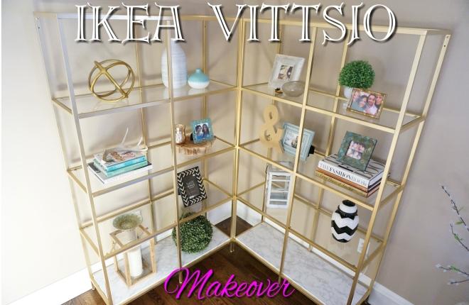 Ikea Vittsjo Makeover