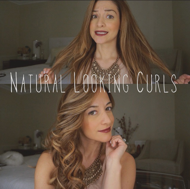 How To Get Natural Curls @ Made2Style