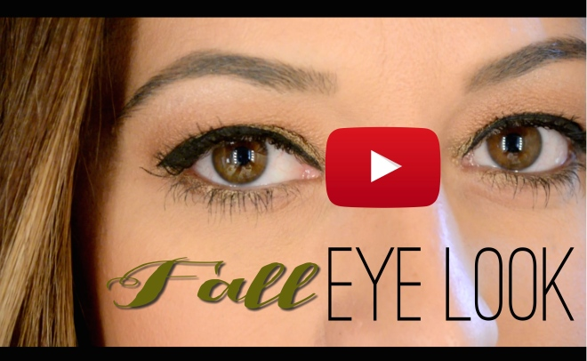 Fall Eye Look