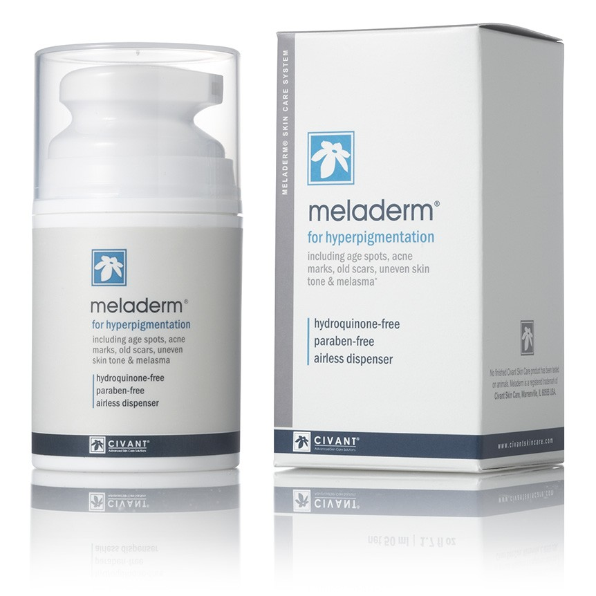 Best of Beauty 2016 Meladerm